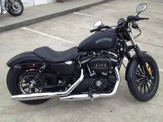 And one day this 2013 Harley Davidson sportster 883 will be mine as well.