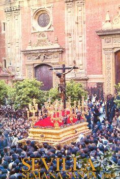 Consejo General de Hermandades y Cofradías de la Ciudad de Sevilla - Semana Santa 1983