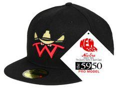 pretty nice 4c90e ee895 Wichita Wranglers New Era MiLB Retro Classic 59FIFTY Cap