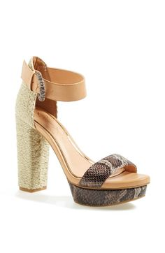 Jessica Simpson 'Kaelani' Sandal available at #Nordstrom