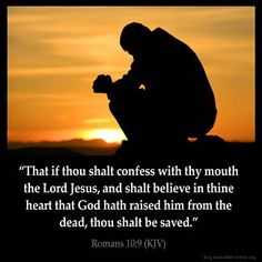 Inspirational Image for Romans 10:9