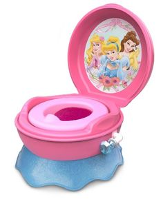 The First Years Disney Princess Potty - http://www.tohomeshop.co.uk/the-first-years-disney-princess-potty/