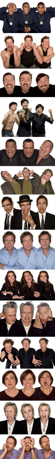 Actors in Character