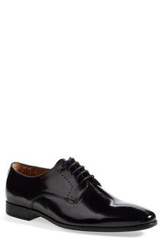 Men's Paul Smith 'Moore' Plain Toe Derby