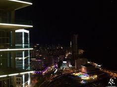 Part of the amazing Beirut by night  جانب من بيروت الرائعة ليلا By Fadl Rostom Photography  #Lebanon #WeAreLebanon