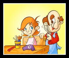 Desensibilización sistemática: 3 pasos para ir a la peluquería - Doble Equipo