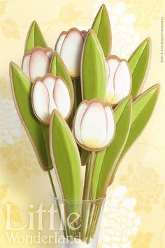 Tulip bouquet | Cookie Connection