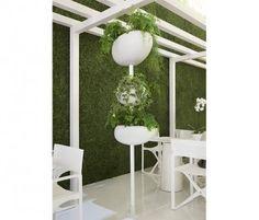 Green Pills Vertical Garden