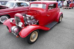 https://flic.kr/p/LK5SBV | 1932 Ford coupe | goodguys puyallup