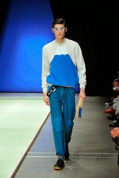 Né Net Spring/Summer 2015 - Mercedes-Benz Fashion Week Tokyo
