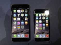 Apple iPhone 6 and iPhone 6 Plus in India