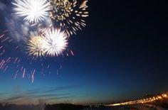 【画像】世界の花火の風景。