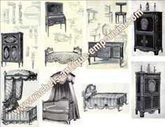 Louis XVI furniture styles