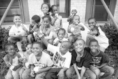 Children at Cabrini Green