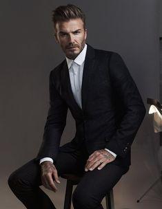 Дэвид Бэкхэм в рекламе H&M (Интернет-журнал ETODAY)