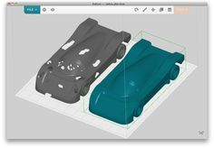 On Tuesday Formlabs released a Macintosh-compatible version of PreForm software. The PreForm on Mac OS X is released with complete feature parity with the Windows version. 3d Printing News, 3d Printing Industry, 3d Printer Software, Windows Versions, Mac Os, Baby Car Seats, Shell, Conch, Bookshelves