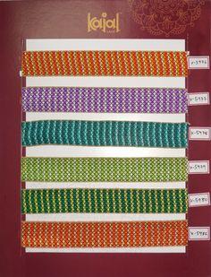 fancy self designer border laces