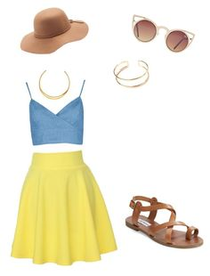 """Untitled #1"" by shannett on Polyvore"
