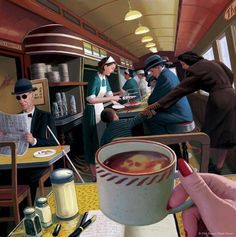 [RP] The longer you look at it the weirder it gets by Jeff Lee Johnson