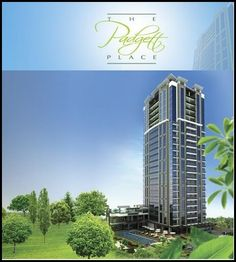 Find your deluxe haven in Cebu City, Philippines @ The Padgett Place. Call or Cebu City, Brick And Mortar, Real Estate Investing, Condominium, Philippines, Skyscraper, Multi Story Building, Places, Skyscrapers