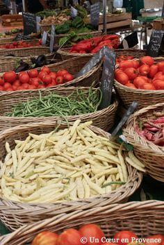 Un Coeur en Provence: Jour de marché