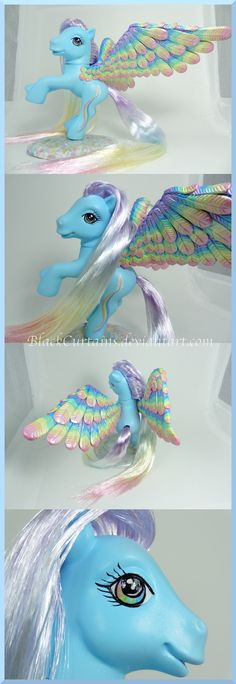 Prism Feather by BlackCurtains.deviantart.com on @deviantART