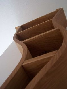 Wall Shelving Units Design With Wooden Material ~ http://lanewstalk.com/designers-unique-design-for-shelving-units/