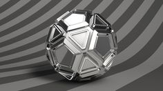 Cinema 4D – Creating a Simple Metallic Material using the Reflectance Channel Tutorial