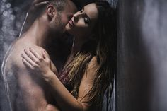 Shower Time, Take A Shower, Shower Together, Men In Bed, Scorpio Men, Deep Thinking, Good Massage, Foreplay, Mind Blown