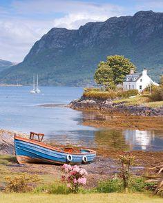 Landscape Photos, Landscape Paintings, Landscape Photography, Nature Photography, Landscape Art, Photography Ideas, Scotland Nature, Scotland Landscape, Plockton Scotland