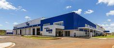 Unidade da Hyundai Rotem Brasil em Araraquara/SP - 2015