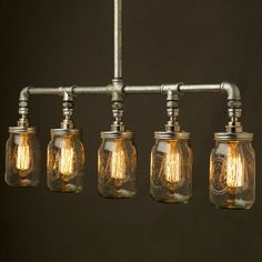 винтажные лампы накаливания, лампочки Эдисона