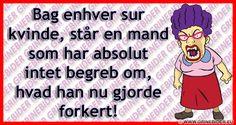 Kig forbi til en go griner på Danmarks sjoveste side Funny Signs, Spas, I Laughed, Family Guy, Jokes, Posters, Humor, Horoscope, Husky Jokes