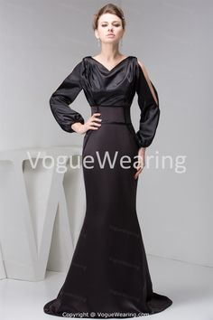 ... Sleeves V-neck Mother of the Bride Dress -Mother of the Bride Dresses
