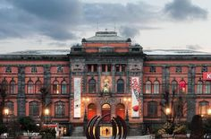 Kode Art Museum in Bergen:  Edvard Munch