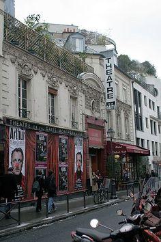 Théatre de la Gaité Montparnasse, 26 rue de la Gaité - Paris 14