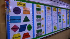 shapes, money, colors, date, reading strategies, sound spelling chunks...all free visuals!