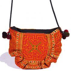 Cute ethnic sling bag