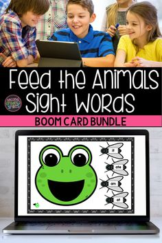 Five levels of sight word decks are included in this sight word digital practice Boom Card bundle. All cards are self-checking. Students will ask to play again and again, and with the bundle differentiating their practice is easy! Just what you need for a digital word work center this school year in kindergarten, first grade, or second grade! Teaching Second Grade, Second Grade Teacher, 2nd Grade Classroom, Teaching Vocabulary, Teaching Phonics, Teaching Kindergarten, Sight Word Practice, Sight Words, Digital Word