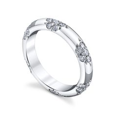 Michael B. Petite Crown Lace Wedding Band where was this ring when i got married it is my dream ring