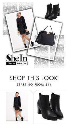 """""""SheIn 9/V"""" by hedija-okanovic ❤ liked on Polyvore featuring shein"""