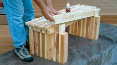 http://www.scout.com/home/build/story/1452461-deck-bench-and-planter?s=154