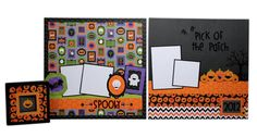 A few layout and card ideas using the new Doodlebug Halloween line. More layout ideas can be found here: https://www.facebook.com/media/set/?set=a.10150462328830849.360411.111565350848=1