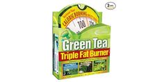 Green Tea Triple Fat Burner Reviews