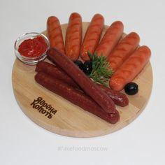 Муляжи для фермеров. — Блог Вафика Катина Hot Dogs, Ethnic Recipes, Food, Hoods, Meals