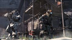 This is an awesome photo of the game Titanfall! http://www.gaming63.com