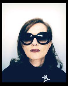 Isabelle Huppert photomaton pour Chanel et par Karl Lagerfeld