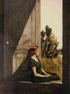 Christina Olson by Andrew Wyeth (1947)