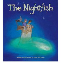 The Nightfish : Helen McCosker : 9781741245998 Torches, Thoughts, Writing, Books, Movie Posters, Movies, Libros, Films, Book