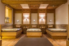 Exklusiver Wellnessurlaub in St. Anton am Arlberg Vital Hotel, Wellness, Sauna, Corner Bathtub, Steam Bath, Recovery, Corner Tub